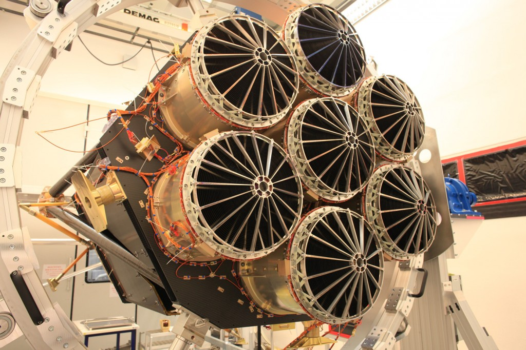 Зеркальные модули телескопа eROSITA