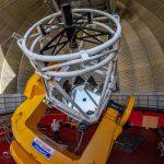 1,6-метровый телескоп АЗТ-33ИК Саянской солнечной обсерватории ИСЗФ СО РАН